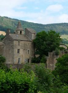 Capture vue de la citadelle