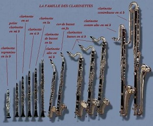 clarinettes-famille